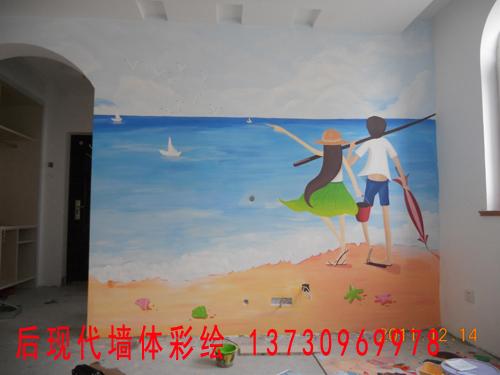室内手绘壁画 室内手绘壁画