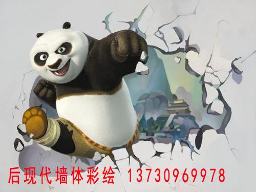 李沧区后现代手绘画坊主要经营青岛墙体彩绘